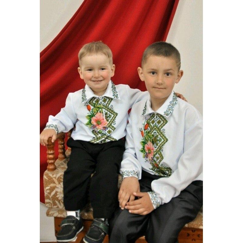 Дитячі сорочки для хлопчика 97d02d4e827cc
