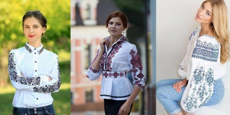 Жіночі сорочки fd6f9a20bbb54